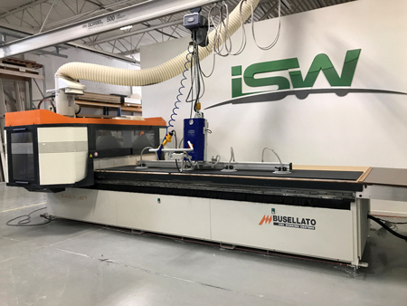 solid surface fabricator dayton oh innovative surface works current cnc